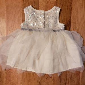 The Children's Place Dresses - Children's Place Sequin Top Tulle Tutu Dress